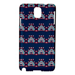 Hearts pattern                                                      			Samsung Galaxy Note 3 N9005 Hardshell Case