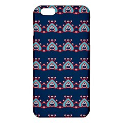 Hearts pattern                                                      			iPhone 6 Plus/6S Plus TPU Case