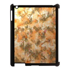 Water Oil Paint                                                       			Apple iPad 3/4 Case (Black)