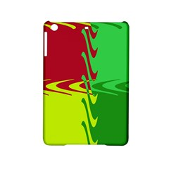 Wavy shapes                                                         Apple iPad Mini 2 Hardshell Case