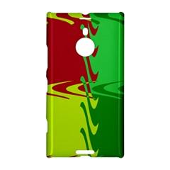 Wavy shapes                                                         Nokia Lumia 1520 Hardshell Case