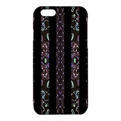 Oriental Floral Stripes iPhone 6/6S TPU Case