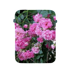 Wild Roses Apple iPad 2/3/4 Protective Soft Cases