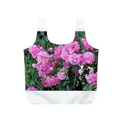 Wild Roses Full Print Recycle Bags (S)