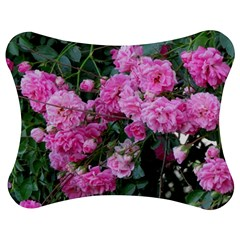 Wild Roses Jigsaw Puzzle Photo Stand (Bow)