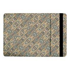Cobblestone Geometric Texture Samsung Galaxy Tab Pro 10.1  Flip Case