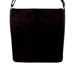 SPOTTED Flap Messenger Bag (L)