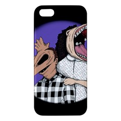 Family Portrait Of The Recently Deceased Apple iPhone 5 Premium Hardshell Case