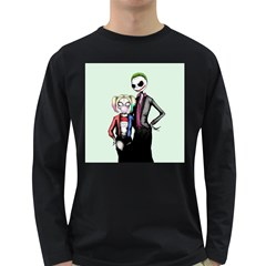 Suicide Nightmare Squad Long Sleeve Dark T-Shirts