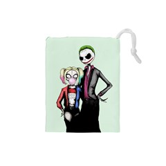 Suicide Nightmare Squad Drawstring Pouches (small)