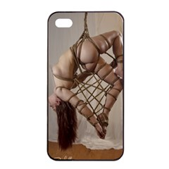 Shibari King of Diamonds Apple iPhone 4/4s Seamless Case (Black)