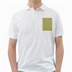 Dragonflies Summer Pattern Golf Shirts