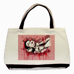High For This Basic Tote Bag