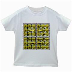 Vaccine Kids White T Shirts