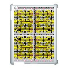Vaccine Apple Ipad 3/4 Case (white)