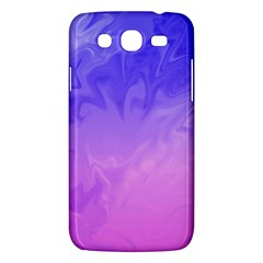 Ombre Purple Pink Samsung Galaxy Mega 5.8 I9152 Hardshell Case
