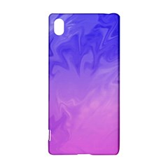 Ombre Purple Pink Sony Xperia Z3+