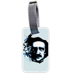 Edgar Allan Poe Crows Luggage Tags (two Sides)