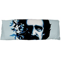 Edgar Allan Poe Crows Body Pillow Case (Dakimakura)