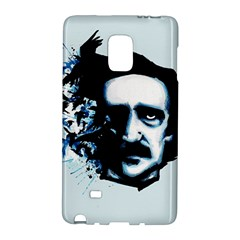 Edgar Allan Poe Crows Galaxy Note Edge