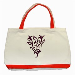 Younique Classic Tote Bag (Red)