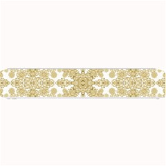 Golden Floral Boho Chic Small Bar Mats