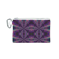 LEARN TRUTH Canvas Cosmetic Bag (S)