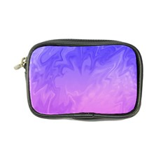 Ombre Purple Pink Coin Purse