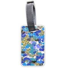 Mixed brushes                                                           			Luggage Tag (one side)