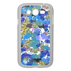 Mixed brushes                                                           Samsung Galaxy Grand DUOS I9082 Case (White)