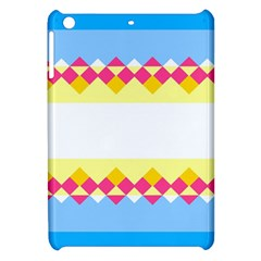 Rhombus and stripes                                                             			Apple iPad Mini Hardshell Case
