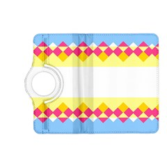 Rhombus and stripes                                                             Kindle Fire HD (2013) Flip 360 Case