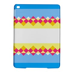 Rhombus and stripes                                                             			Apple iPad Air 2 Hardshell Case