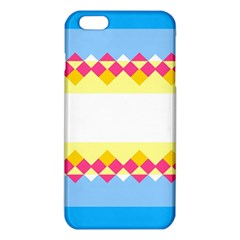 Rhombus and stripes                                                             			iPhone 6 Plus/6S Plus TPU Case