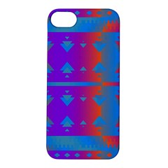 Triangles gradient                                                             			Apple iPhone 5S Hardshell Case