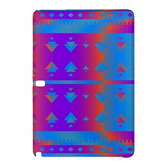 Triangles gradient                                                             			Samsung Galaxy Tab Pro 12.2 Hardshell Case