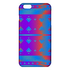 Triangles Gradient                                                             			iphone 6 Plus/6s Plus Tpu Case
