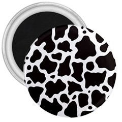 Cow Pattern 3  Magnets