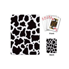 Cow Pattern Playing Cards (Mini)