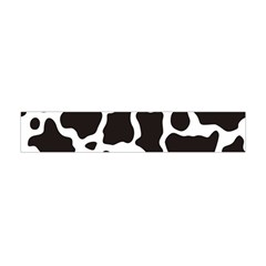 Cow Pattern Flano Scarf (mini)