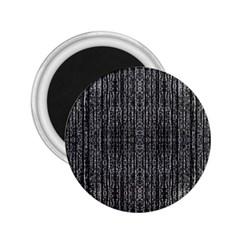 Dark Grunge Texture 2.25  Magnets