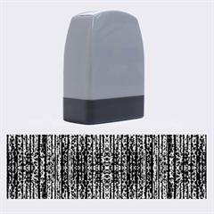 Dark Grunge Texture Name Stamps