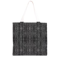 Dark Grunge Texture Grocery Light Tote Bag