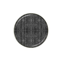 Dark Grunge Texture Hat Clip Ball Marker (10 pack)