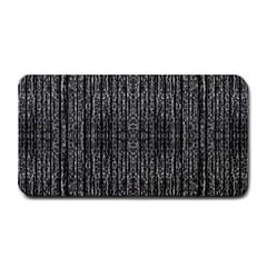 Dark Grunge Texture Medium Bar Mats