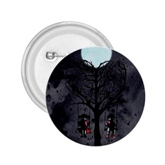 Love Tree 2.25  Buttons