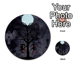 Love Tree Multi-purpose Cards (Round)