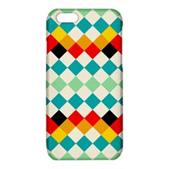 Rhombus pattern                                                              			iPhone 6/6S TPU Case