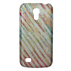 Diagonal Stripes Painting                                                               			samsung Galaxy S4 Mini (gt I9190) Hardshell Case