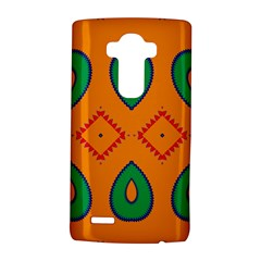 Rhombus and leaves                                                                			LG G4 Hardshell Case